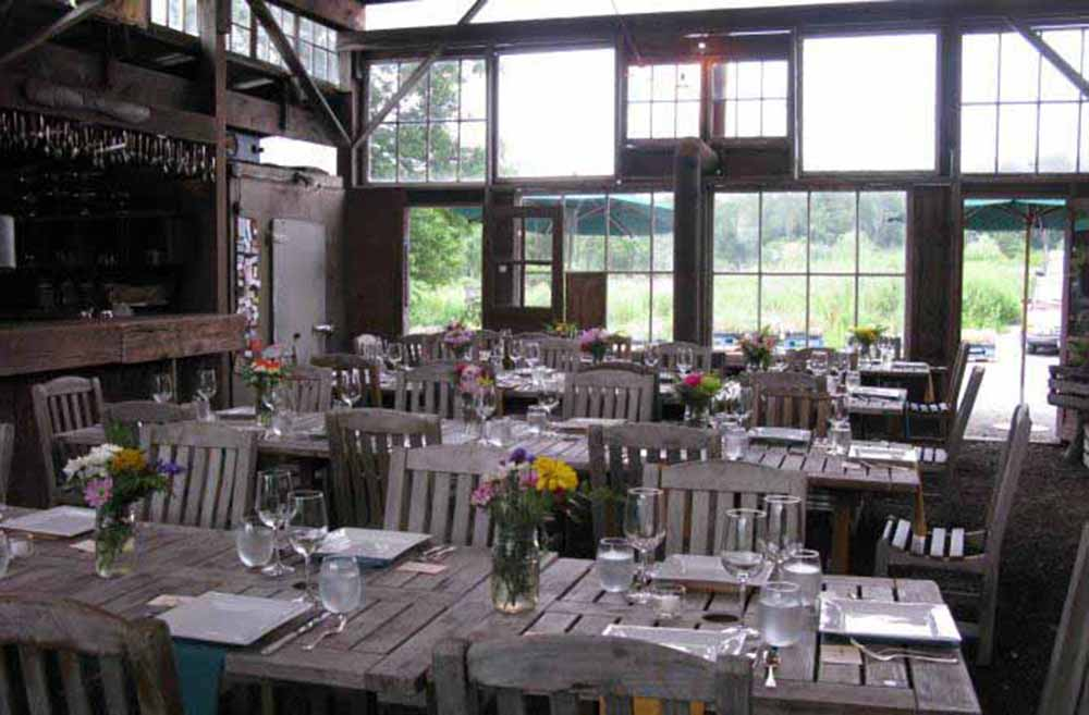 Barn Wedding Field Bloominghill Farm Hudson Valley Venue Location New York Dj