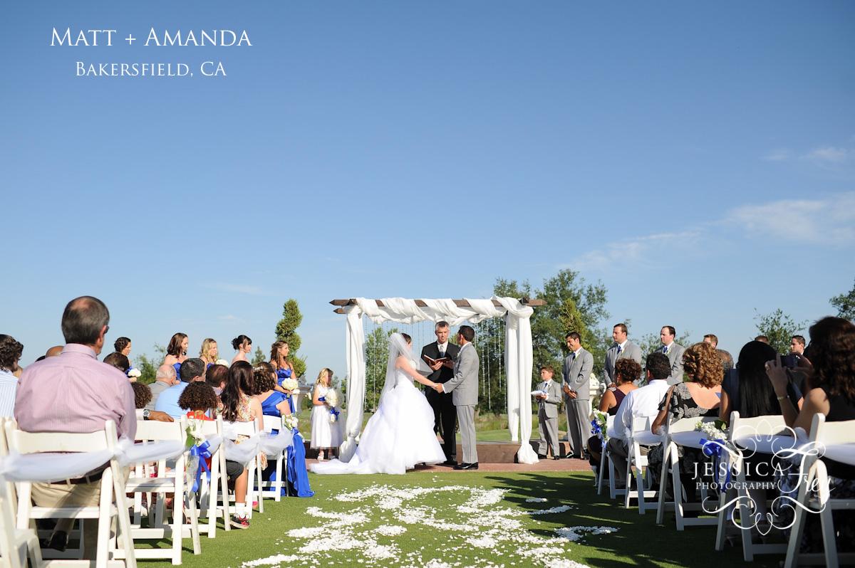 Outdoor Wedding Ceremony, Bride, Groom, Wedding Ceremony