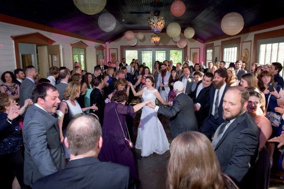 Reception Dancing F E A S T At Round Hill Wedding Hudson Valley Dj