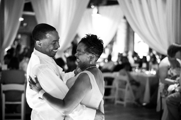 Epic Mother Son Wedding Dance - Wedding Photography