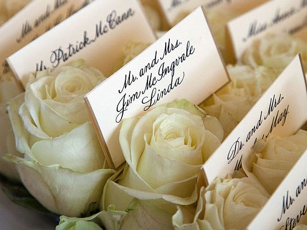 creating a wedding seating chart a perfect blend entertainment