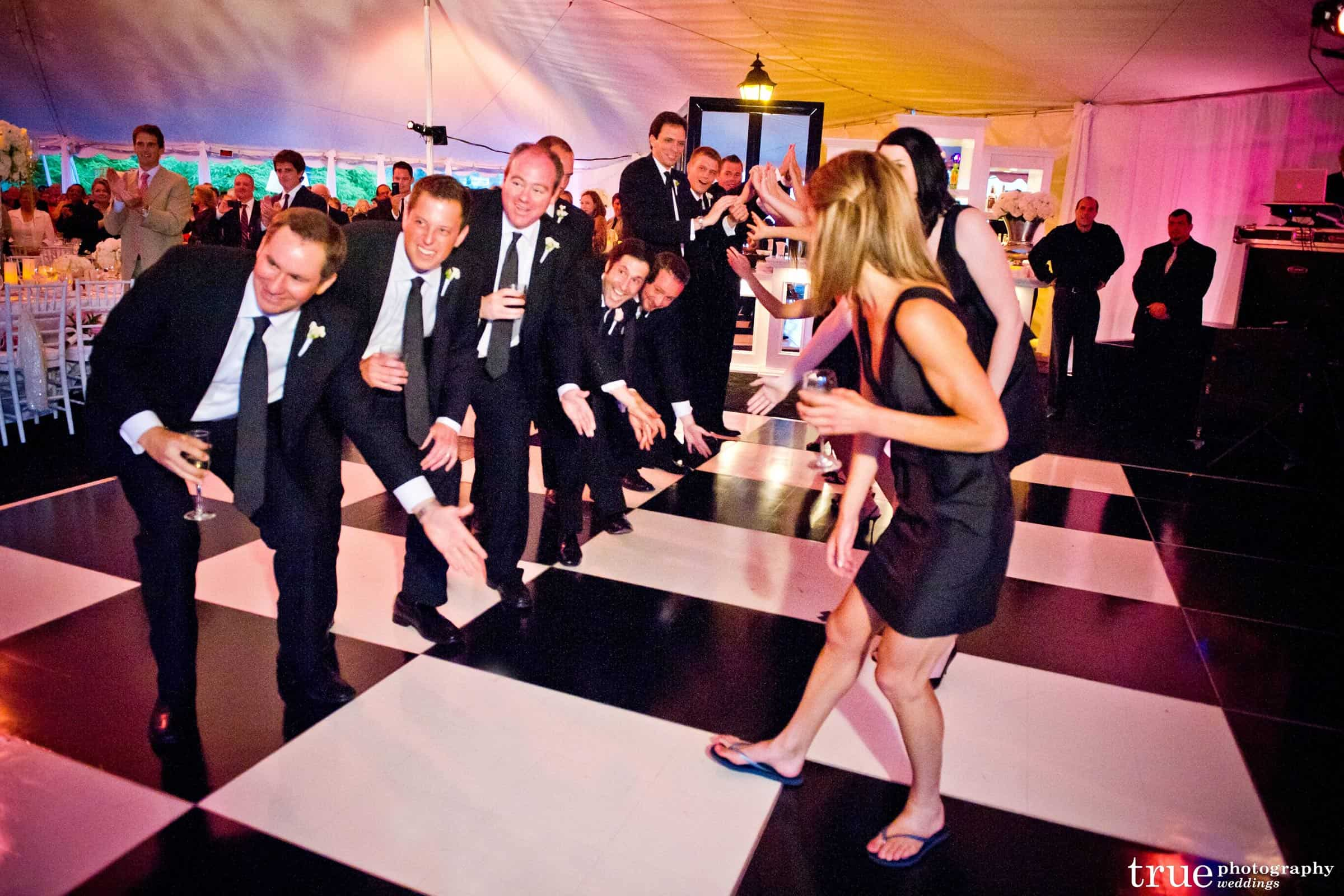 The Best Songs For The Grand Entrance Of The Wedding Party: Reception Grand Entrance Rules