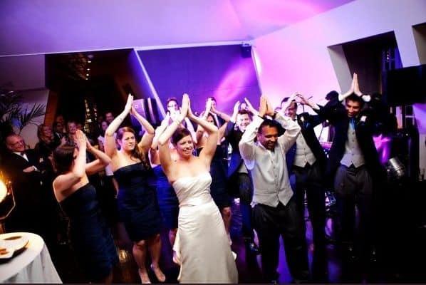 Beautiful Wedding Dance Floors You Will Love Purple