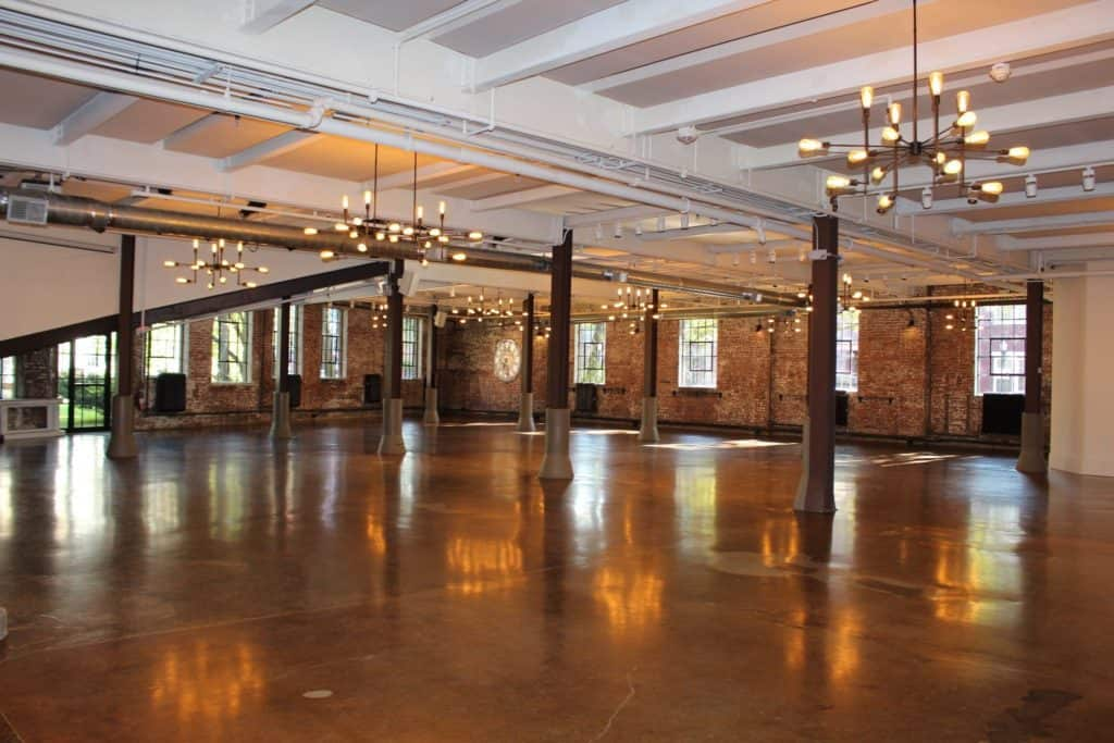 Wedding DJ Venue Spotlight: The Senate Garage - A Perfect