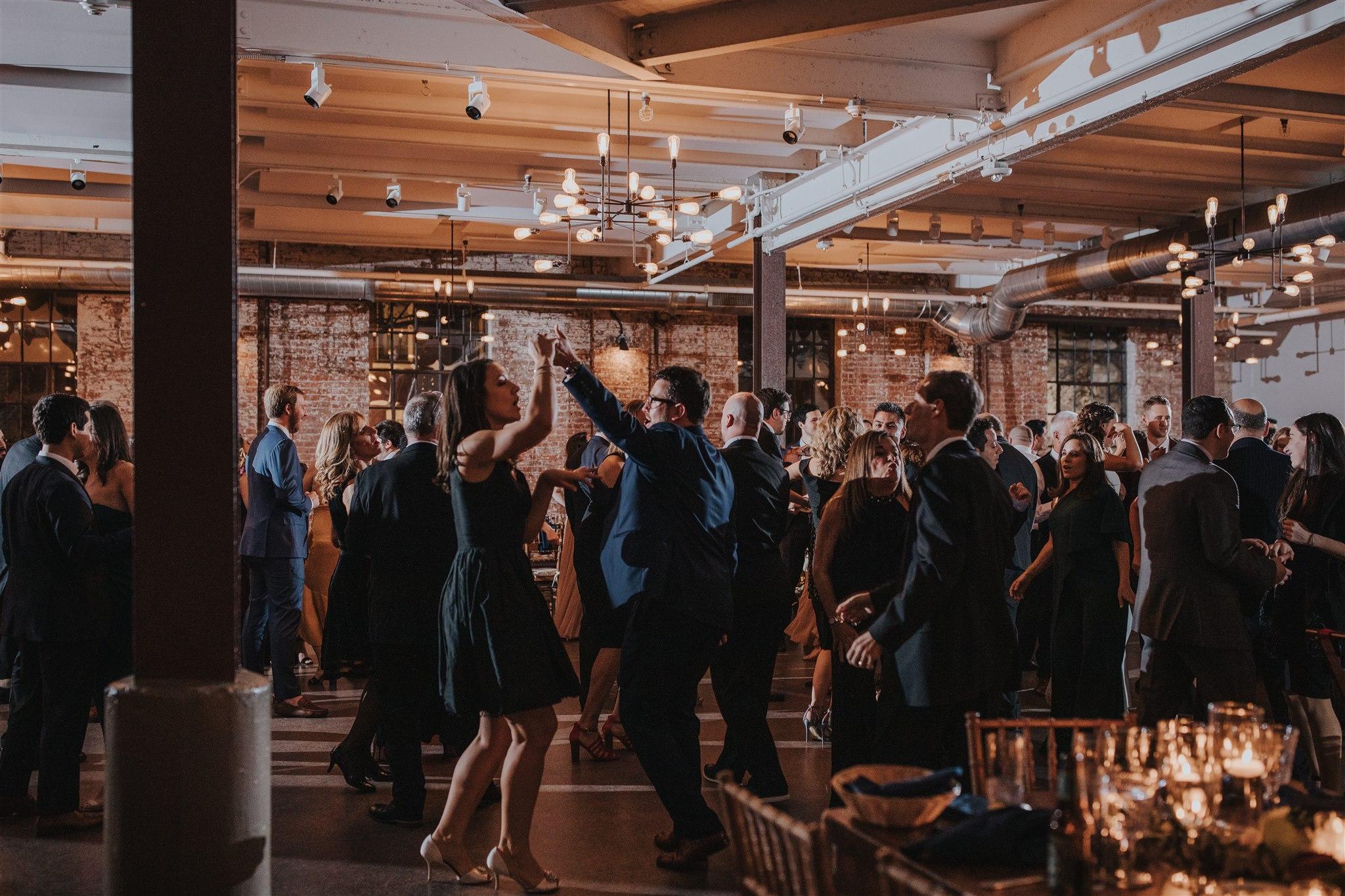 Wedding Reception Senate Garage Kingston NY