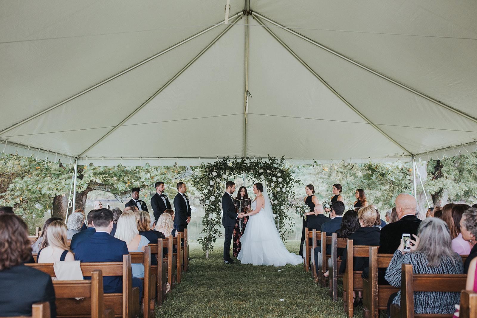crested hen farms - Hudson valley wedding venue