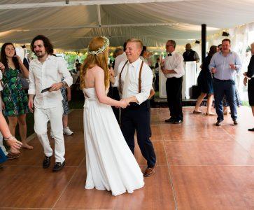 tent wedding - Hudson valley wedding