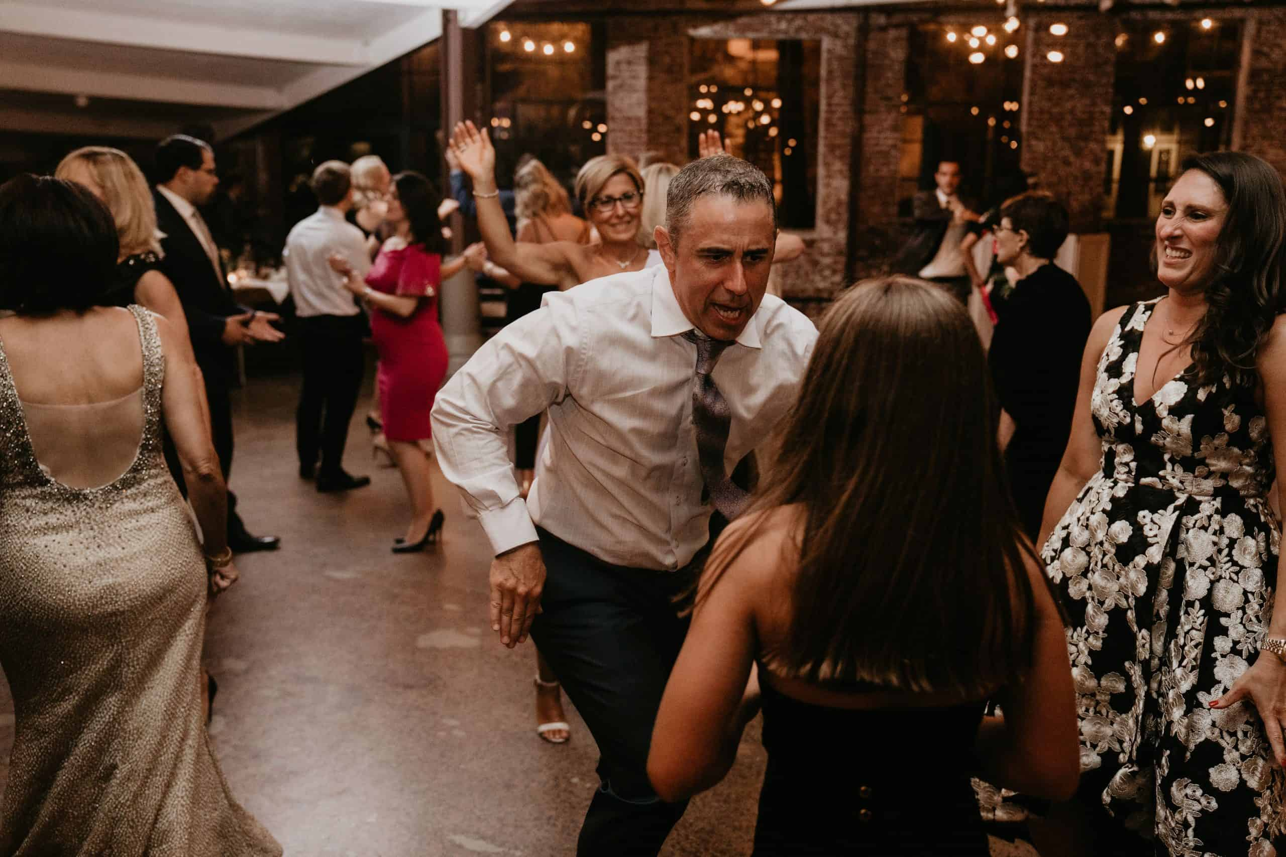 Senate Garage Dance floor
